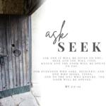 Ask Seek