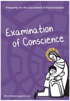 Examination of Conscience Guide Sheet - 11-12 yrs
